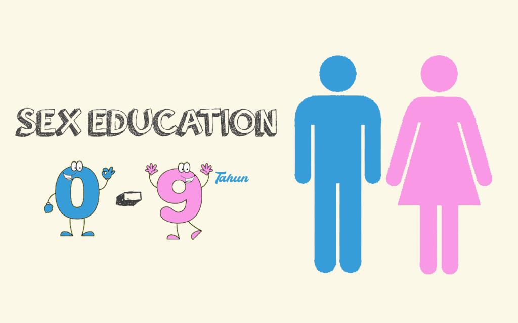 SEX EDUCATION SESUAI USIA ANAK